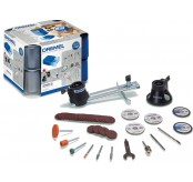 DREMEL 731 Cutting & Grinding Set 2pcs Attachment + 38pcs